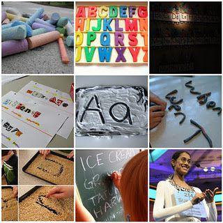 Sight Word Activities (multisensory)
