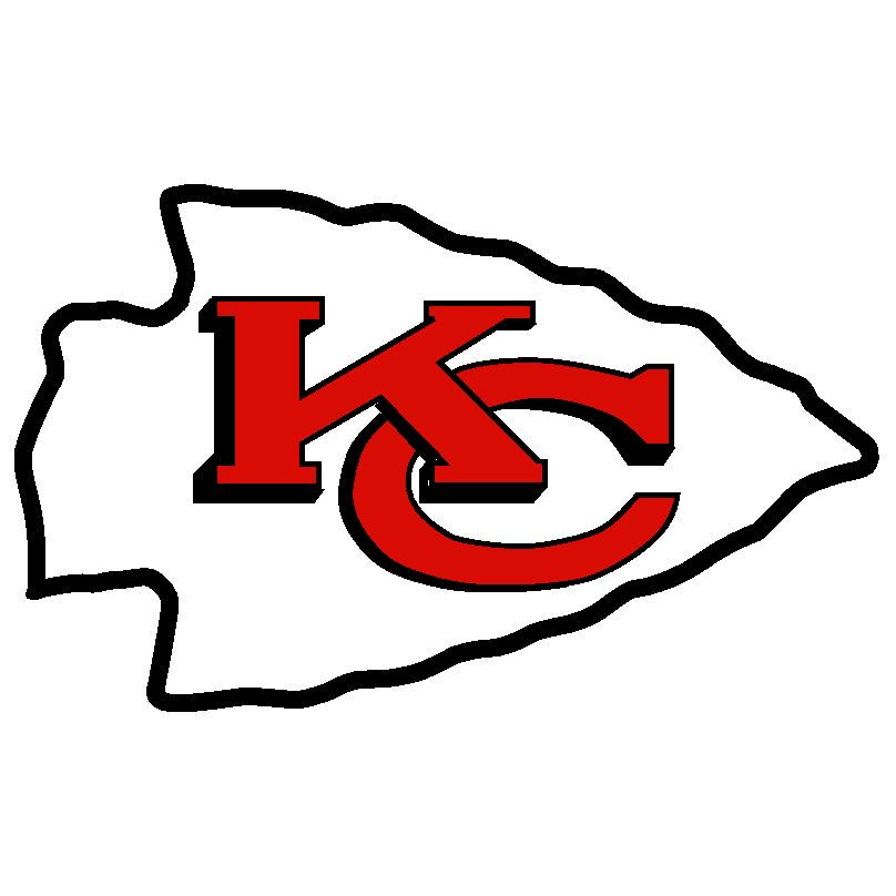 Kansas City Chiefs Helmet Logo