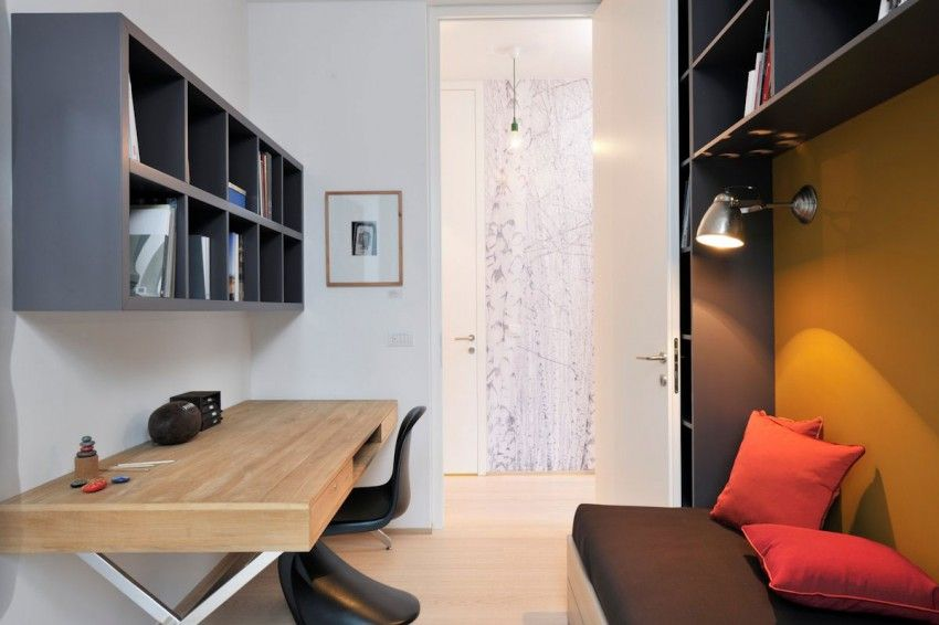 Model Apartment by GAO Architects 10 Model