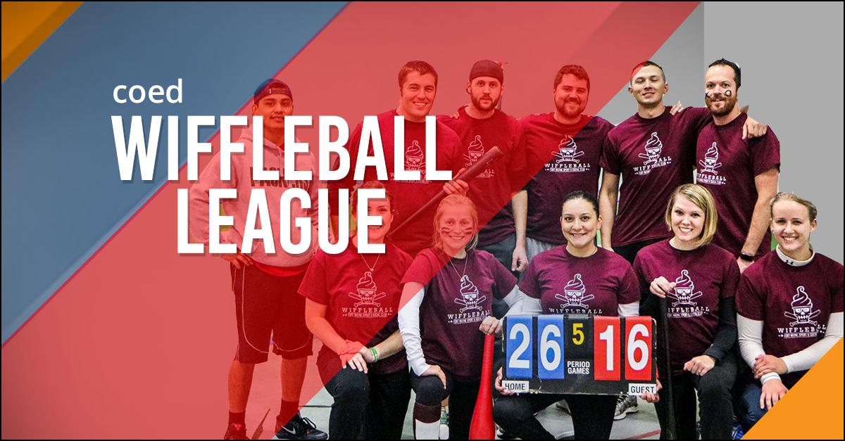 Coed wiffle Ball league | Wiffle ball, Wiffle, Ball