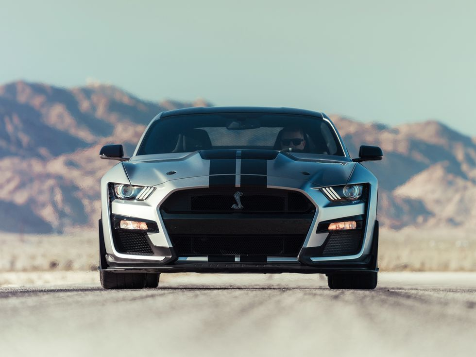 2020 Ford Mustang Shelby Gt500 Will Be Limited To 180 Mph Ford