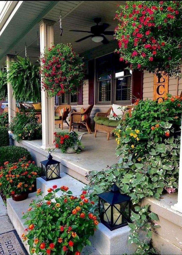 80 Beautiful Small Flowers Garden Ideas En 2020 Jardines Jardin De Flores Jardines Bonitos