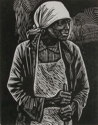 Elizabeth Catlett Was An Amazing Printmaker And Sculptor Who