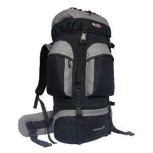 Amazon.com: CUSCUS 6200ci 88L Internal Frame Hiking Camp Travel Backpack Gray: Sports & Outdoors