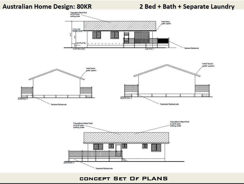 1033 Sq Feet 96 M2 Small House Plan Small Home Floor Etsy In 2020 Small House Floor Plans Small Floor Plans Container House Plans