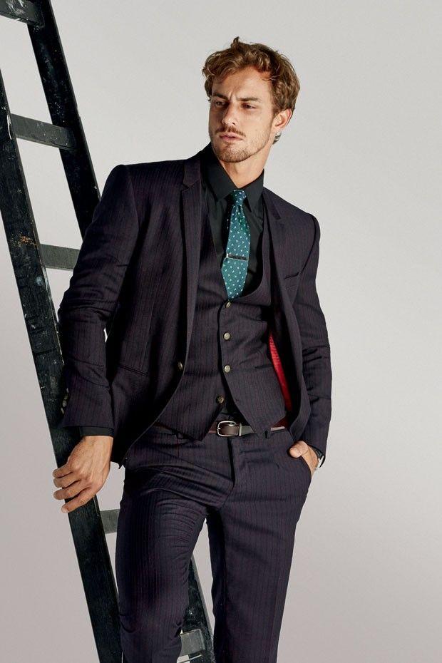 10cd6e43df5bd 10 ternos e costumes para valorizar o visual no escritório em 2019 ...