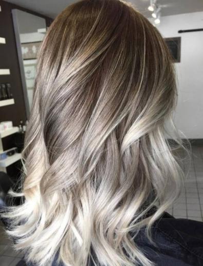 Haarfarben und frisuren 2018   hair   Brown blonde hair ...