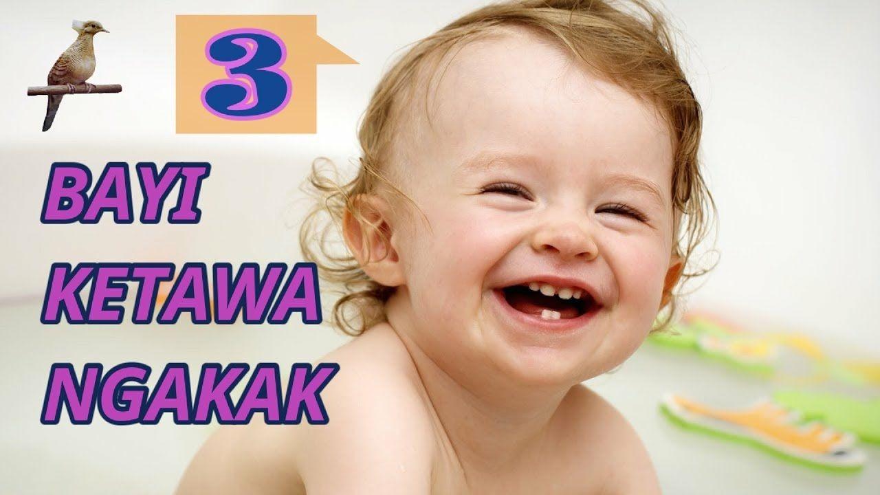Bayi Tertawa Terbahak Bahak Lucu Ketawa Ngakak 3 Bayi Lucu Tertawa