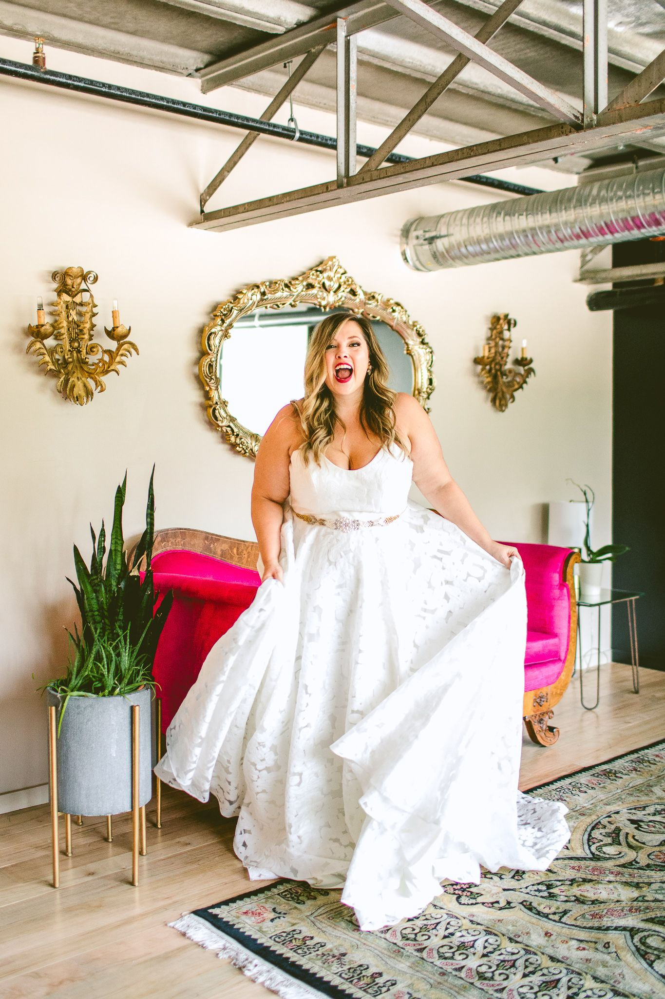 Gilded Curves Annie By Truvelle Wedding Dresses Bridal Designs Designer Wedding Dresses [ 2048 x 1365 Pixel ]