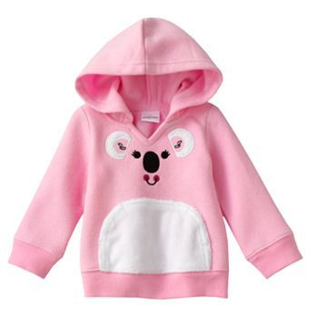 Kohls Baby Clothes Inspiration Jumping Beans Koala Fleece Hoodie  Baby Kohl's  Kids  Pinterest Inspiration Design