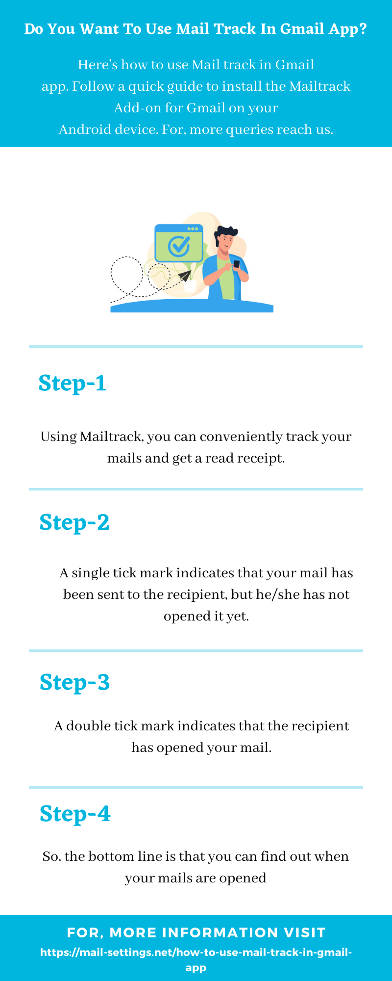 Do You Want To Use Mail Track In Gmail App? in 2020 App