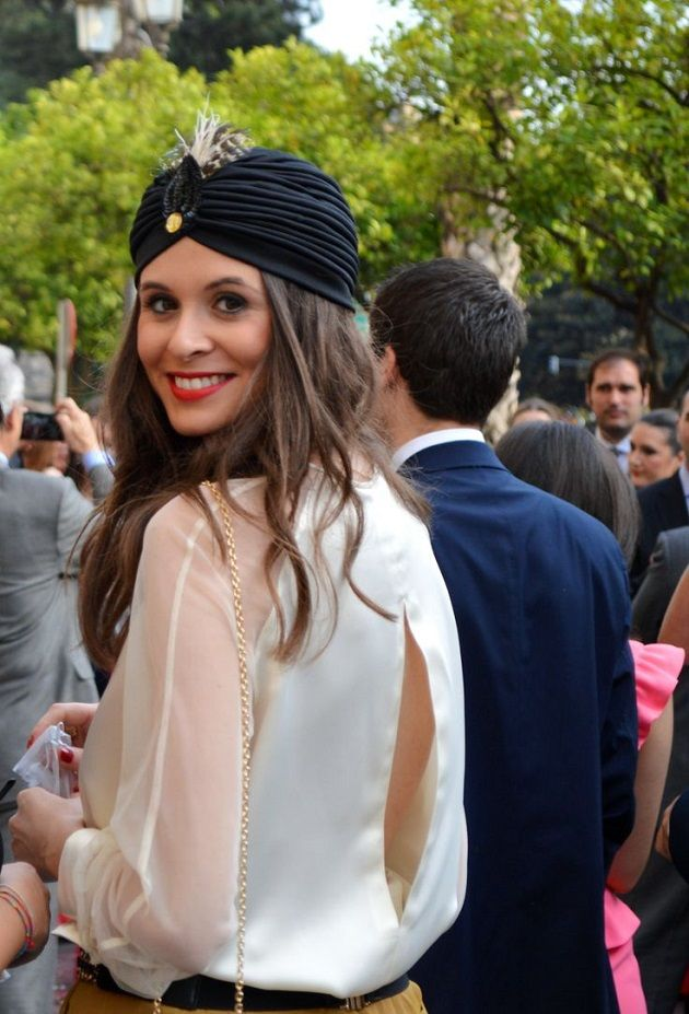 Wedding Guest Style Hats Headdresses Turbantes Pasin y Tocado