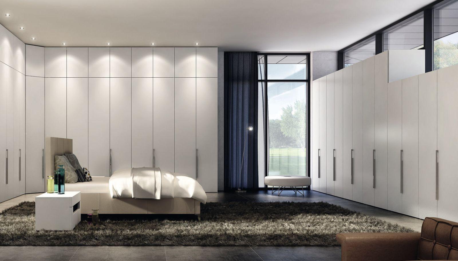 Schlafzimmerschrank hülsta  Hülsta slaapkamer | Droomslaapkamer | Pinterest