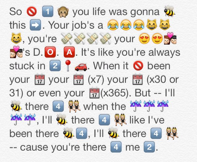 'Friends' theme in emoji