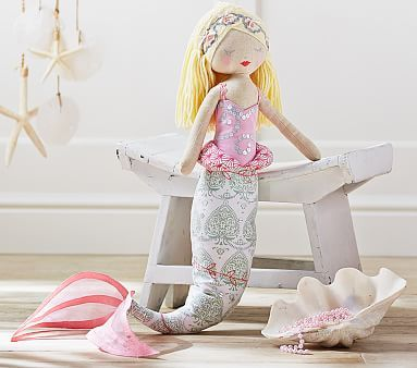 Mermaid Plush, Large | Pinterest