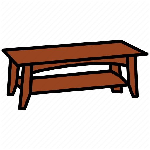 Desk Dining Furniture Interior Table Icon Download On Iconfinder Furniture Dining Wooden Tables
