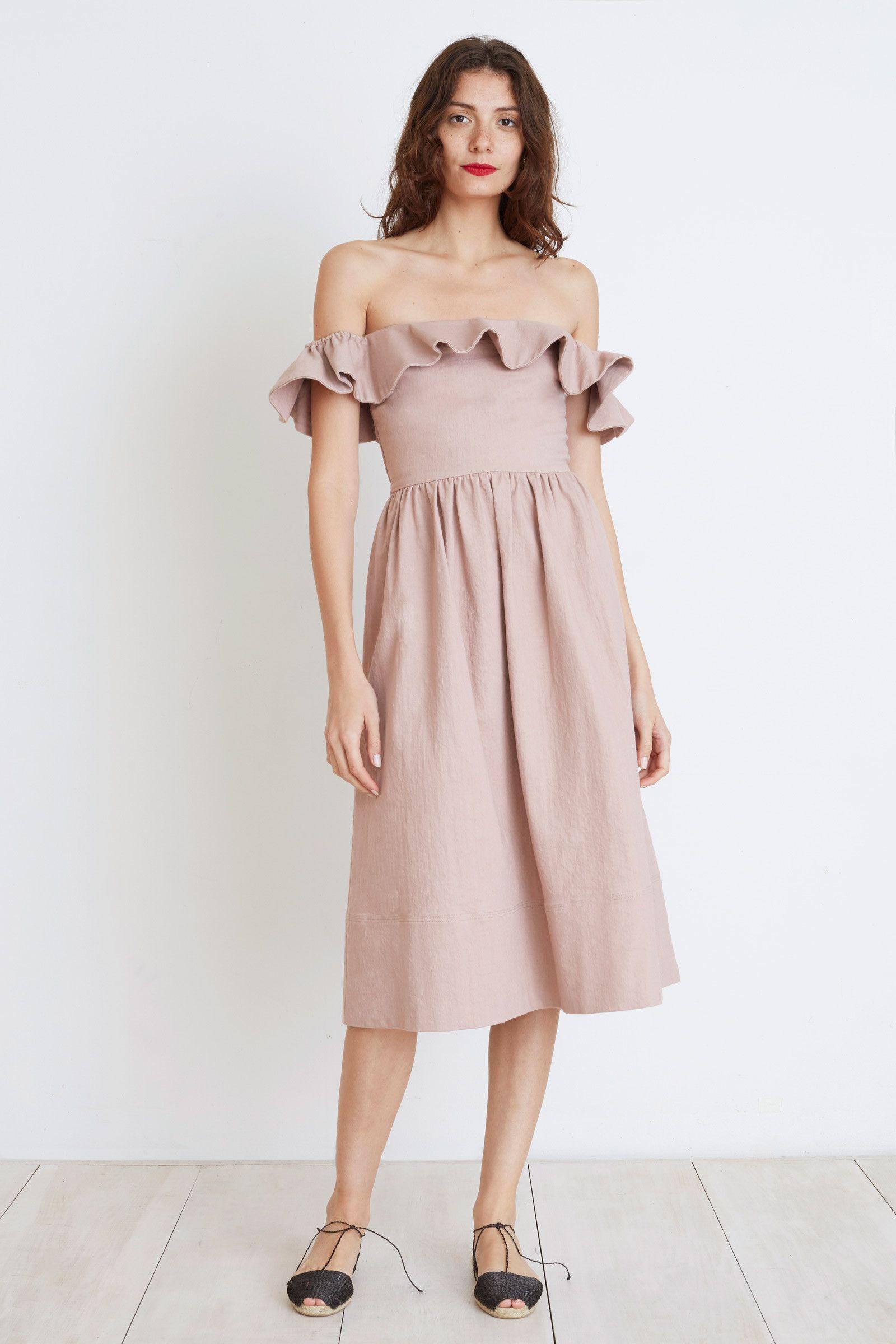 30+ Apiece apart novella dress inspirations