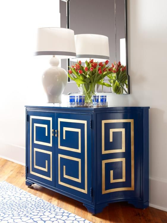 Highland House Furniture: HH25-405-LP - BRIGITTE CREDENZA