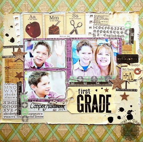 Psycho Moms Scrapbooks Farewell Post For Marion Smith Designs