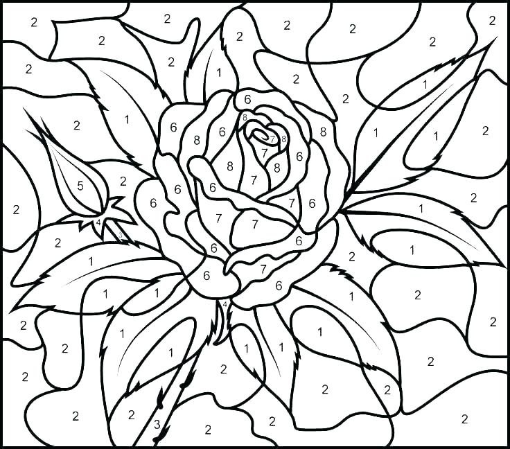 Free Color By Number Pictures Adults Google Search Printable Christmas Coloring Pages Princess Coloring Pages Printables Halloween Coloring Pages Printable