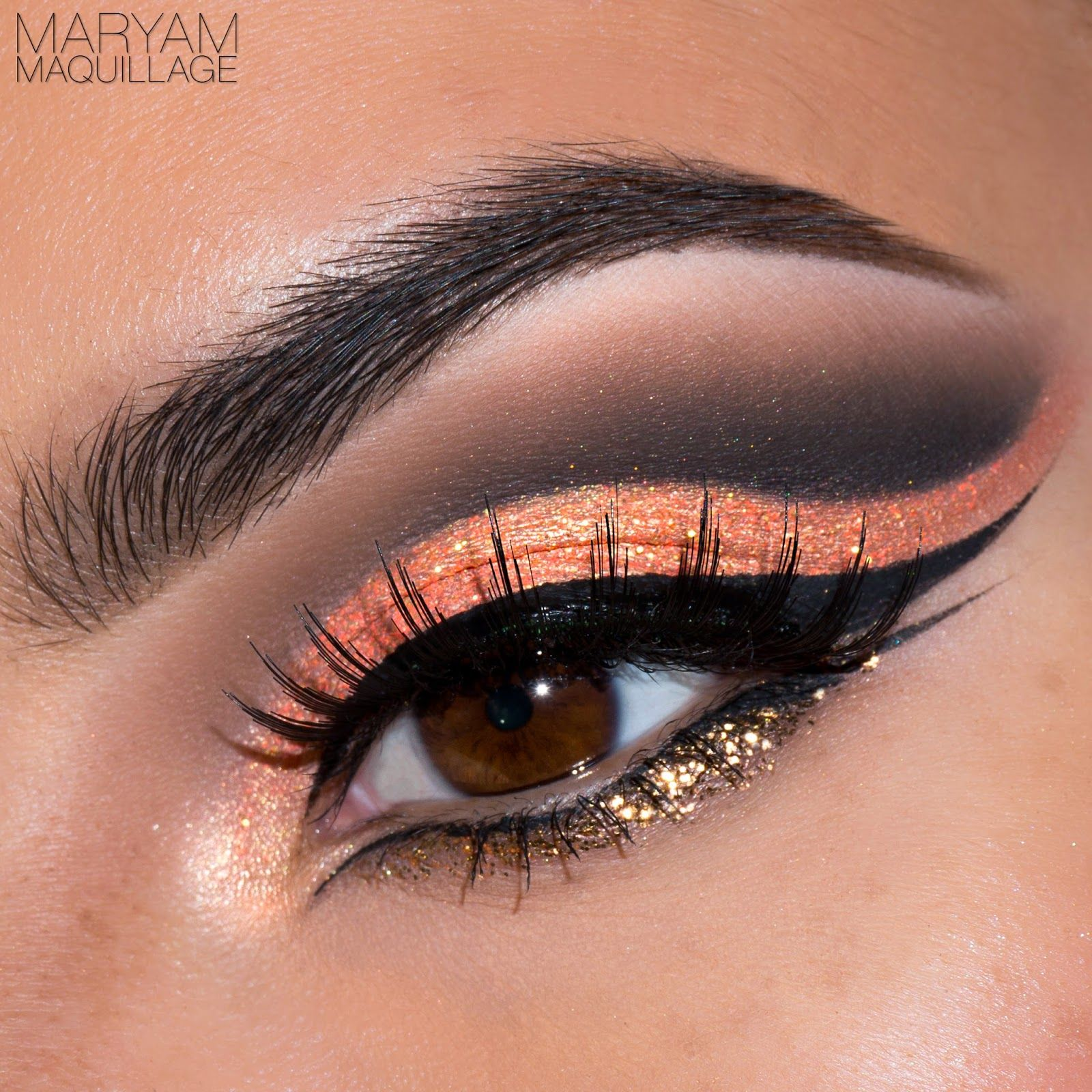 """Easy Halloween Makeup the """"Fortune Teller"""" (With images"""