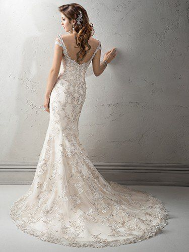 Amazing Adeline Marie by Maggie Sottero Priority Collection Wedding Dress