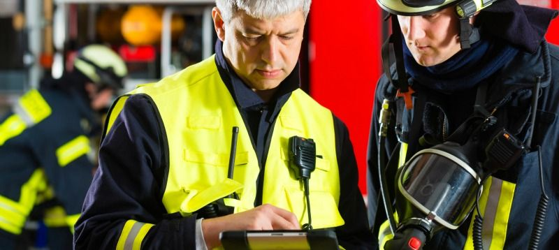 Better schedule management for ems and firefighter teams