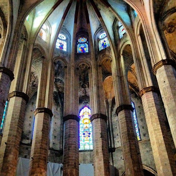 """""""La Catedral del Mar """"  #Barcelona by @Gregorio López #instagram"""