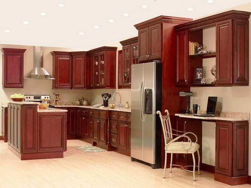 http://kitchencabinetsidea.net/kitchen/how-to-paint-kitchen-cabinets-without-sanding/