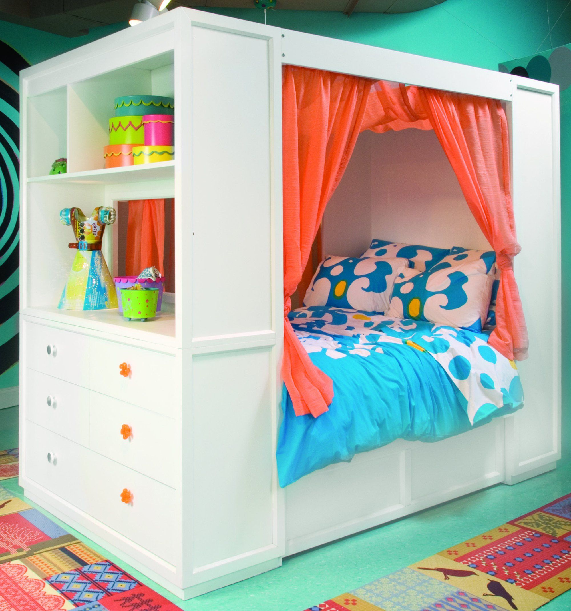 Creative Bedrooms That Any Teenager Will Love: Pin On Just Houses