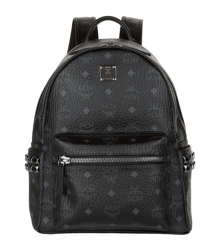 Stark Classic Small Backpack In Cognac | Black backpack