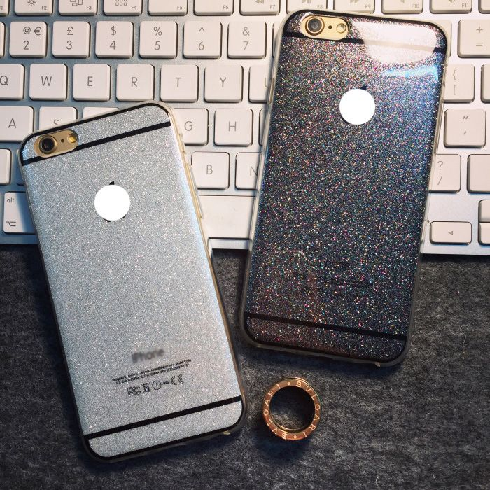 case glitter mode pour apple iphone s plus gel de silice s plus solide with telephone portable. Black Bedroom Furniture Sets. Home Design Ideas