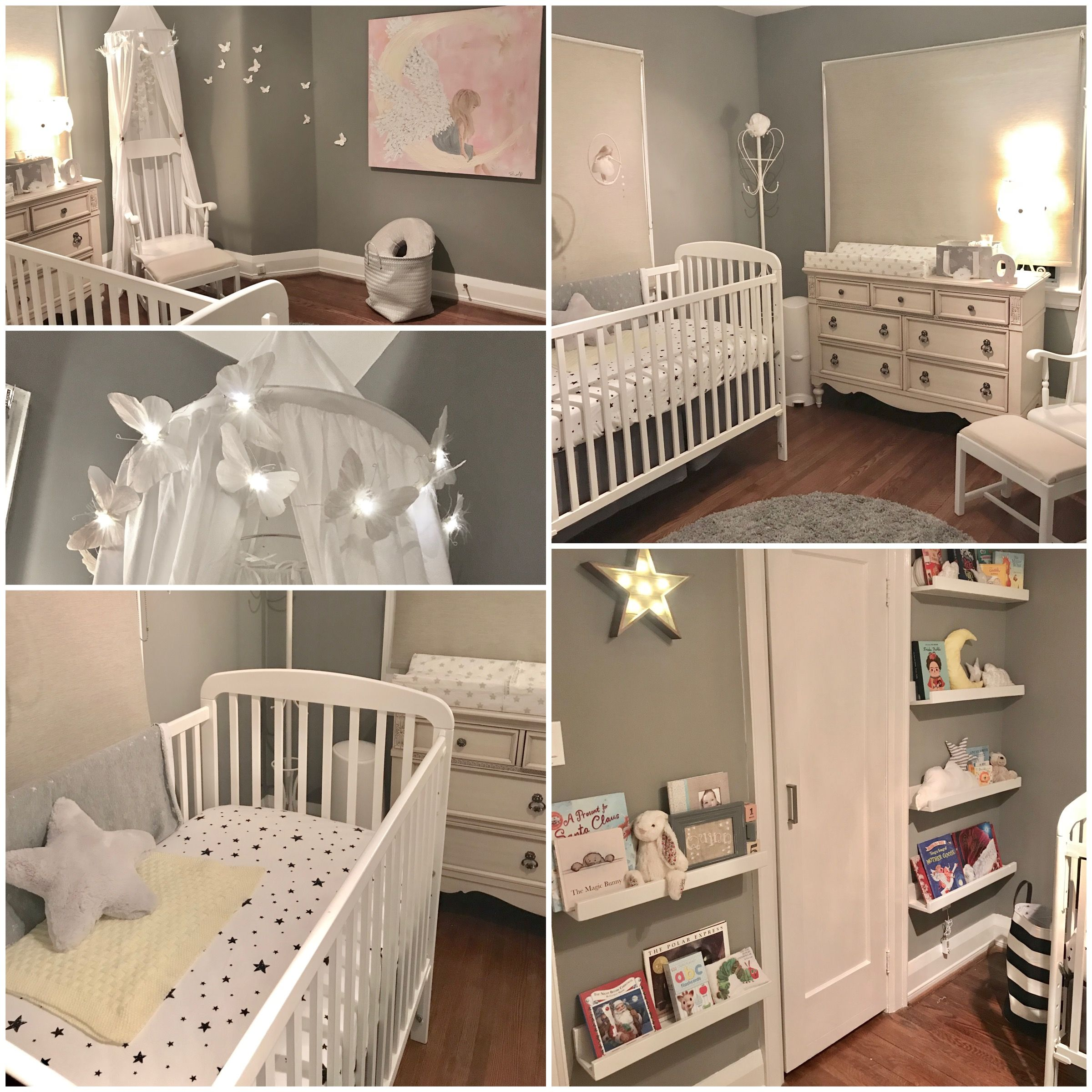 Nursery Inspiration By Kimberly Ap Neutral Romantic