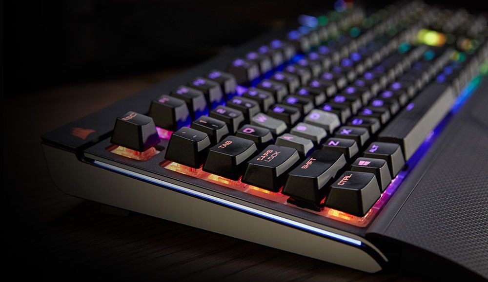 Corsair and Cherry MX announced today a brand new mechanical