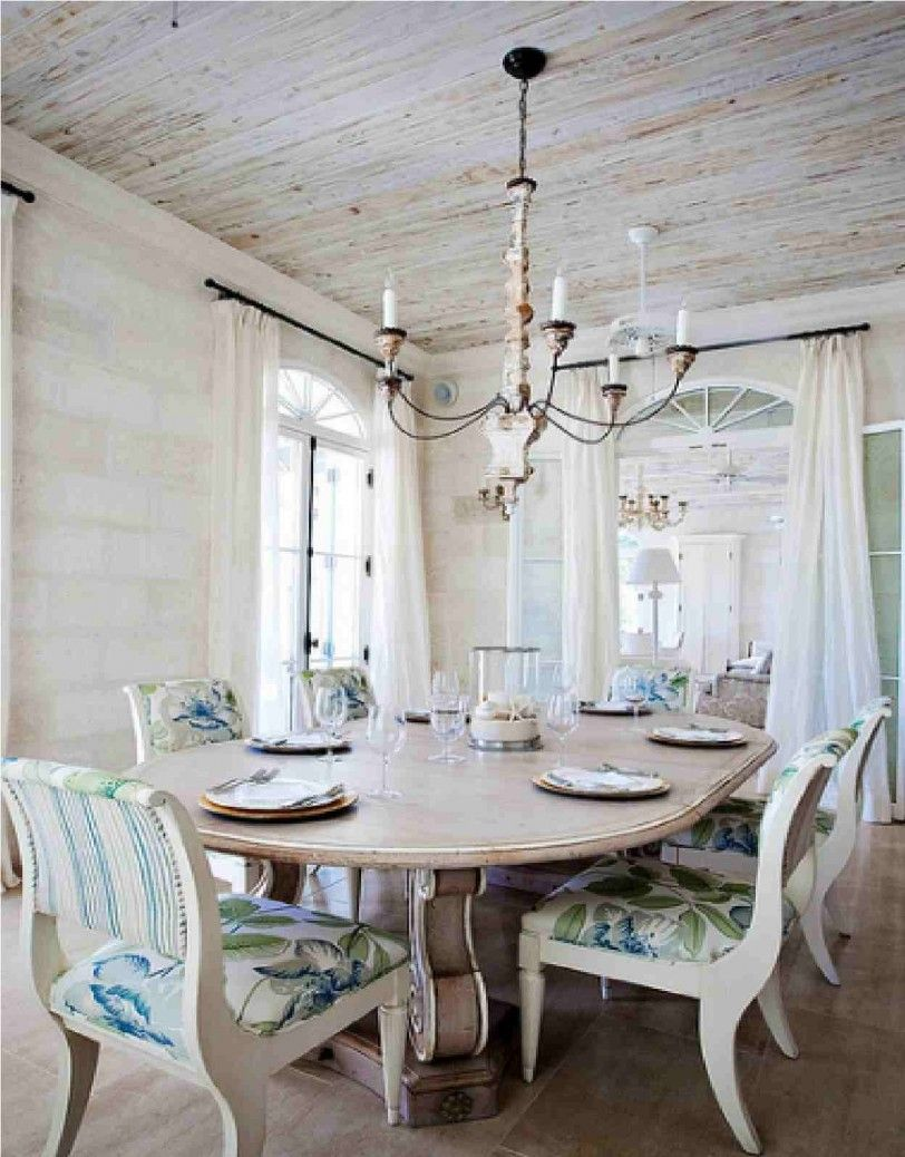 Marvelous Rustic Dining Table Creative Furniture Artworks: Awe Inspiring  Shabby Chic Oval Rustic Dining Table Under Vintage 5 Light Dining  Chandelier And ...