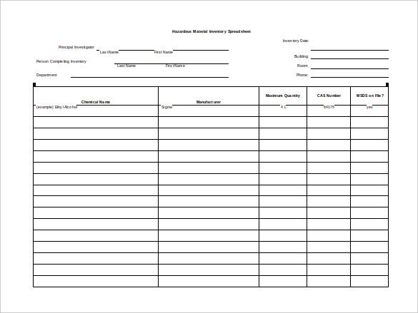 Free Printable Spreadsheets Blank Free Printable Blank Spreadsheet Templates  Business Templates .