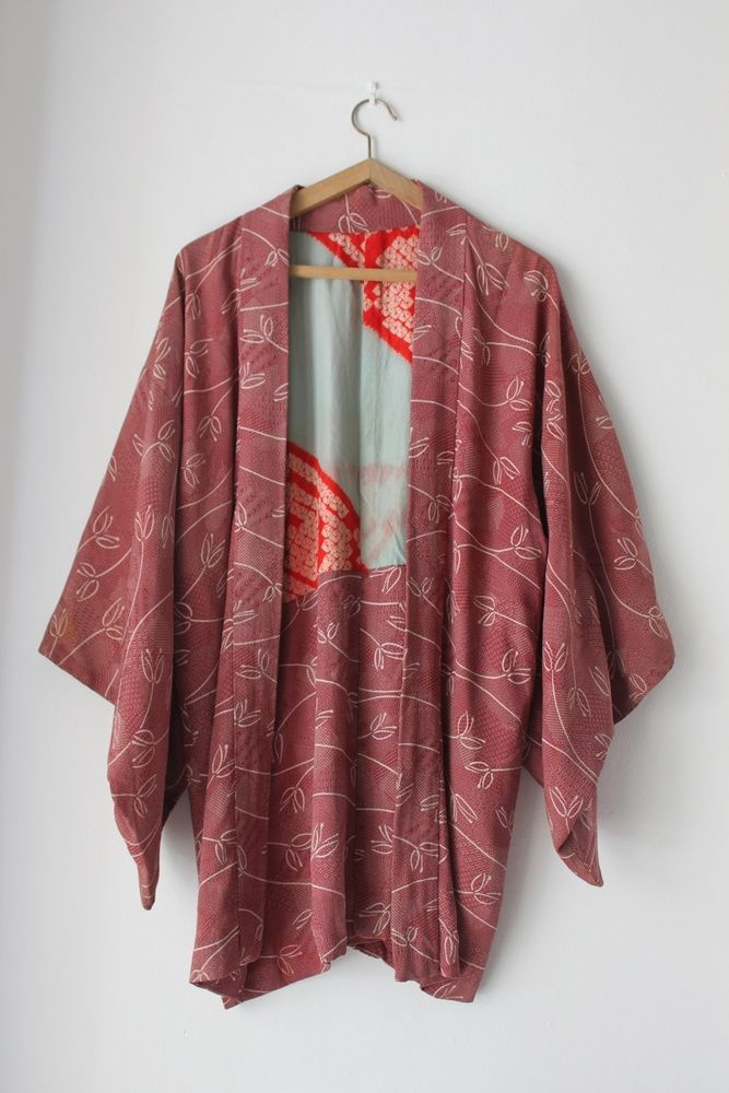 6e4ff2664a Haori is what the Japanese wear as an outer wear on top of their kimono or