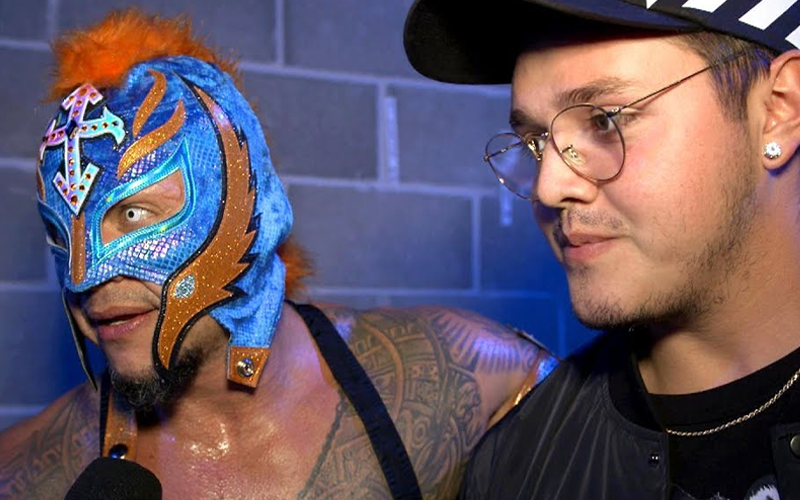 Wwe S Current Booking Strategy For Rey Mysterio Mysterio Wwe Wwe Wwe S