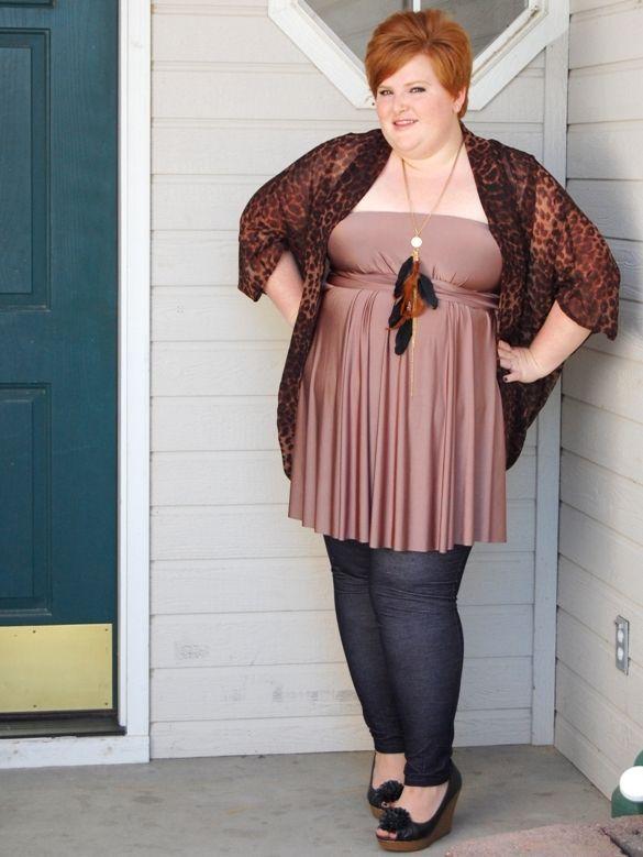 Trendy Plus Size Fashion by Figuresque - www.Figuresque.com