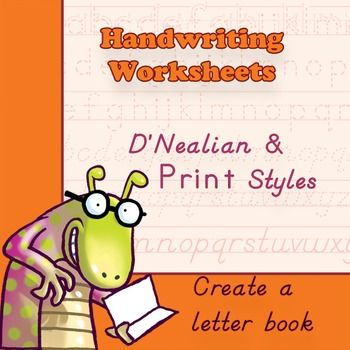 Create Your Own Take Home Book With These Amazing Handwriting