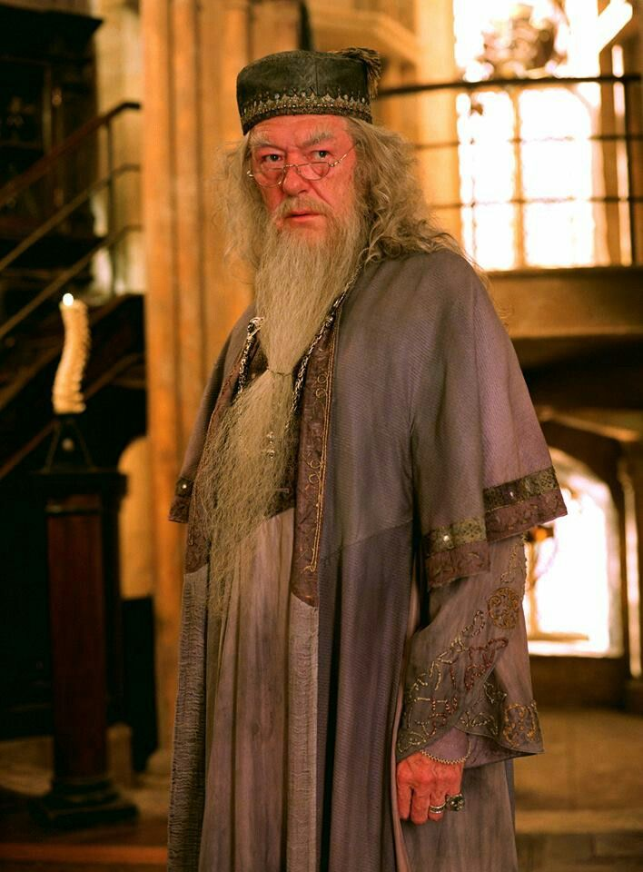 Dumbledore However I Think Richard Harris Dumbledore Was Better Phantastische Tierwesen Tierwesen Harry Potter Reihe