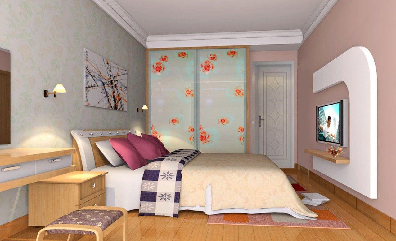 3D Bedroom Design 2013Fashionbedroomdesign3Drendering 1276×779  Design