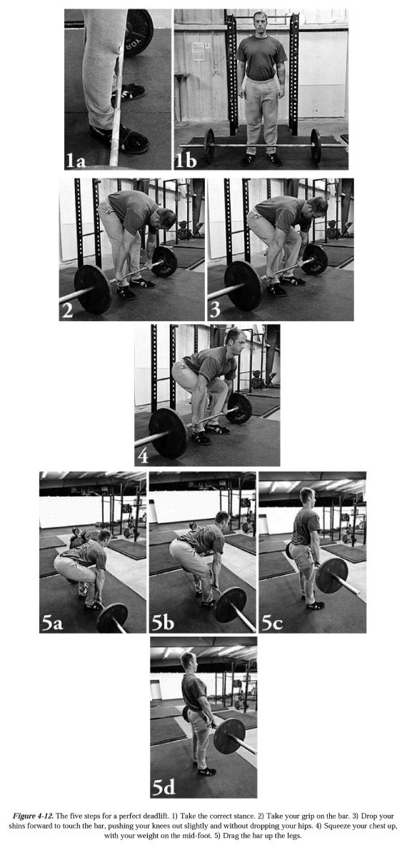 how to practice the perfect proper deadlift form | Fitness ...