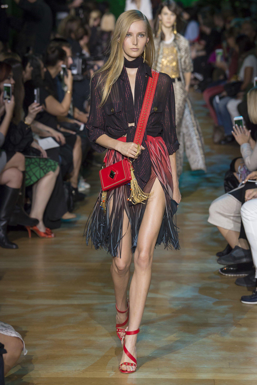 Rome Fashion Week 2018: Sheer fashion takes over runway as