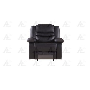 Pillow-Top Armrests Cup Holders Black Faux Leather Recliner Chair  sc 1 st  Pinterest & Pillow-Top Armrests Cup Holders Black Faux Leather Recliner Chair ... islam-shia.org
