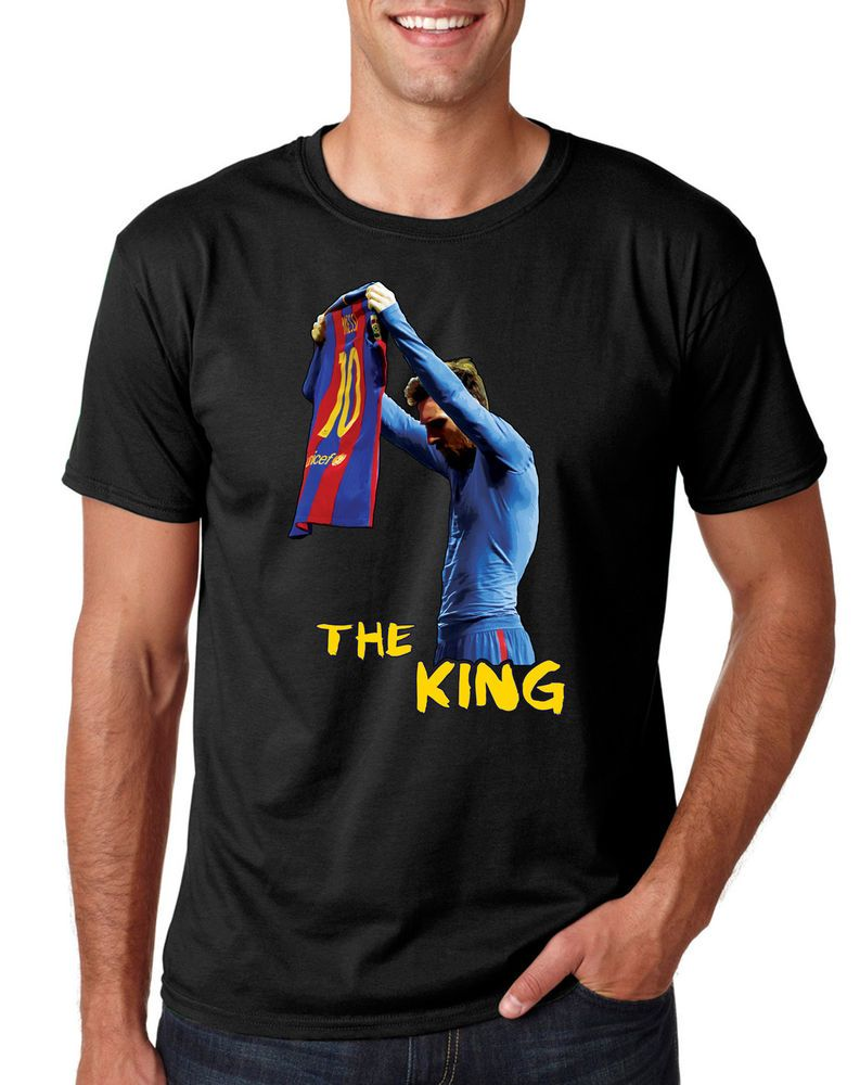 bb850ce7076 Messi T-shir for fans new epic celebration Barcelona Jersey Kids and Men's  #nobranded #GraphicTee