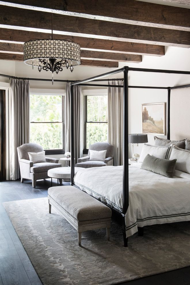 50 Magical DIY Bed Canopy Ideas Will Make You Sleep Romantic #restorationhardware