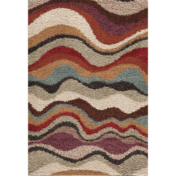 B121 Sand Paint Mesa Rug