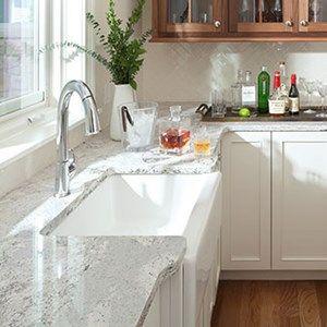 Cambria Quartz Countertops Robertson Kitchens Erie Pa For Bathroom Counter