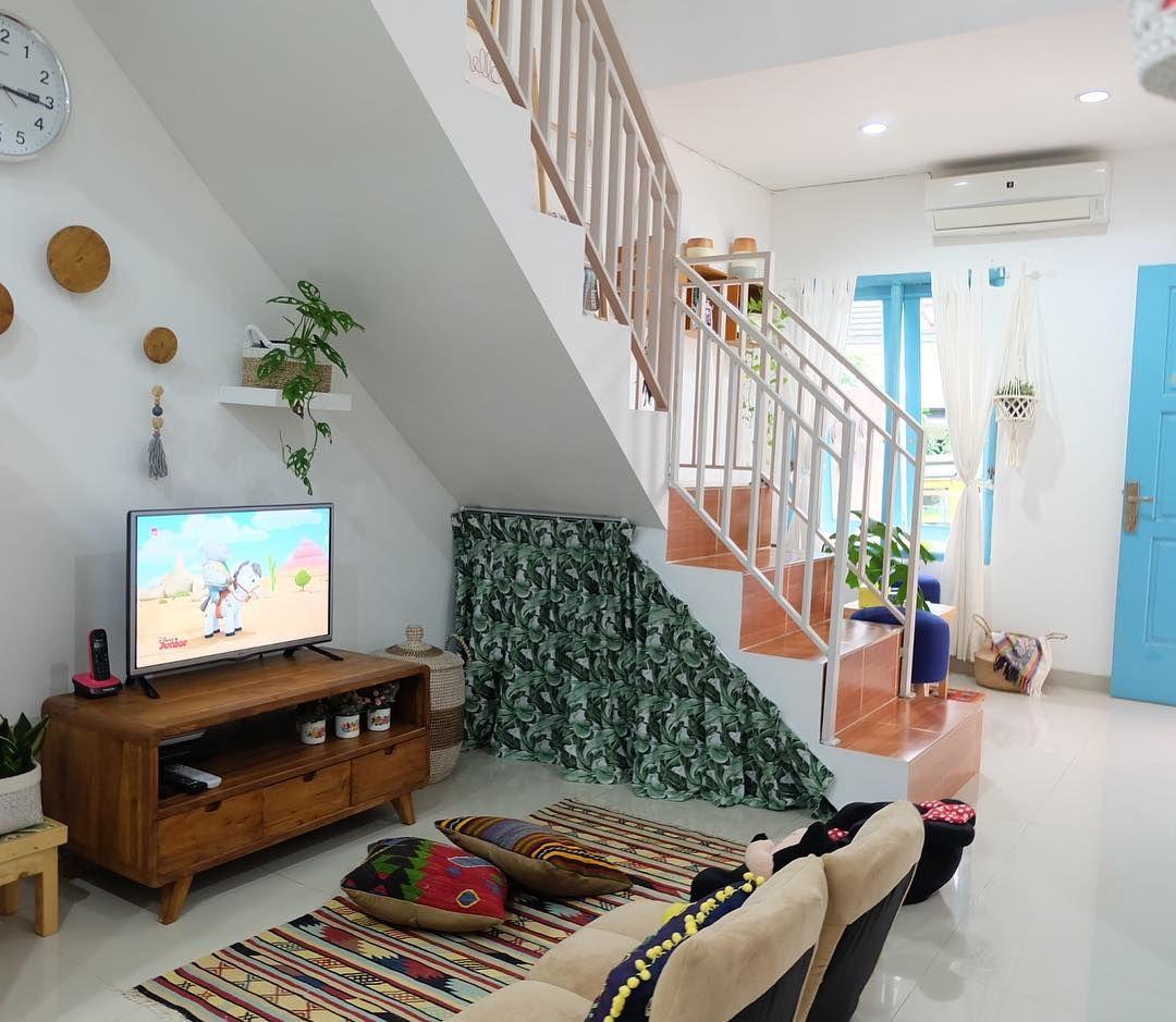 Tamu Minimalis Desain Interior Rumah Minimalis Type 36 72 Cek Bahan Bangunan